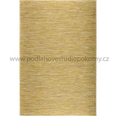 kusový koberec RONSE wool lemon grass