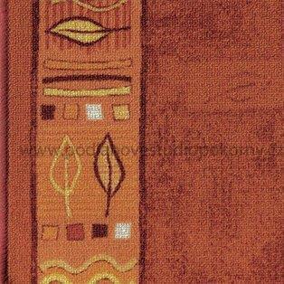 koberec běhoun RAMSES GF oranž
