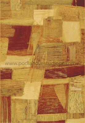 kusový koberec  ECLIPSE