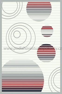 kusový koberec  AQUARELLE