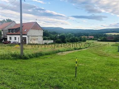 Prodej pozemku 1540 m2 v Bystřici pod Lopeníkem