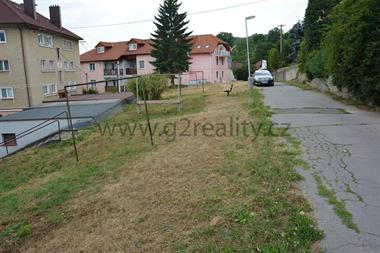 Prodej pozemku v Luhačovicích, ulice Mlýnská