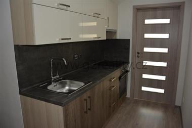 Pronájem bytu 1+kk Školní, Otrokovice - po nově provedené rekonstrukci