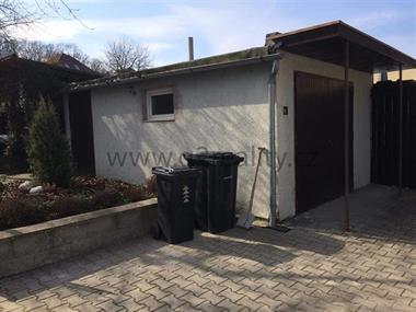 Pronájem garáže ve Zlíně