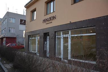 Pronájem komerčního prostoru 2 - Sokolská, Zlín