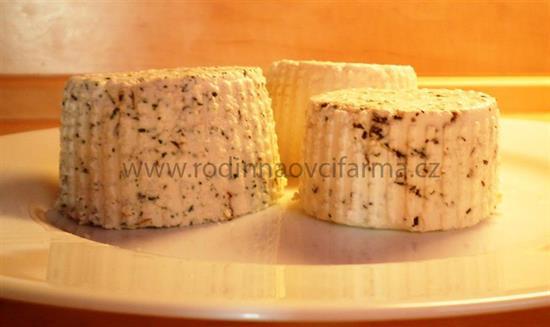Kozí sýr bylinkový - 100 g