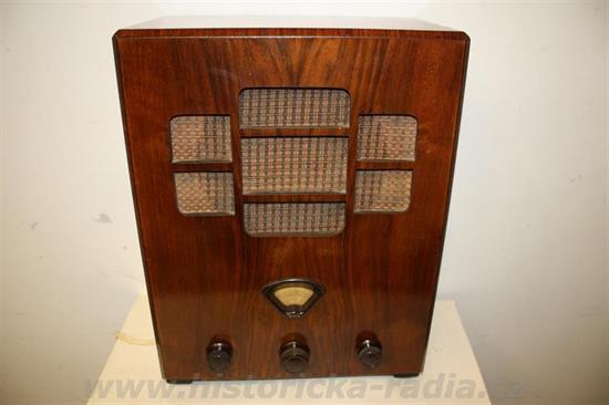 Radione Midget Dyn. MW 2