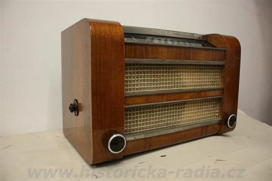 Ideal Radio S 568 Traviata Super