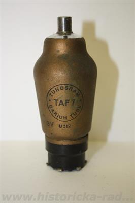 TAF 7 Tungsram