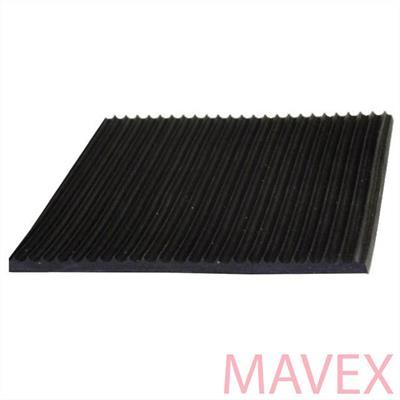 Podlahovina rýhovaná tl.3mm šíře 1200mm