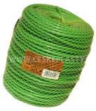 Vázací bužírka PRAKTIK, průměr 3,5 mm, zelená, návin 1 kg