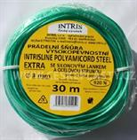Šňůra na prádlo 3 mm se silonovým lankem a ocelovou strunou EXTRA STEEL 30 m