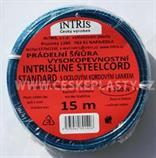 Šňůra na prádlo s ocelovým lankem vysokopevnostní INTRIS STANDARD 15 m