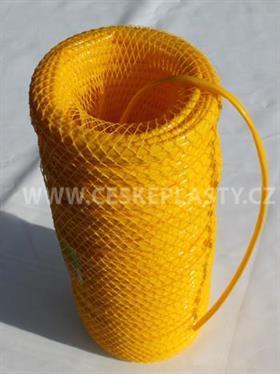 Vázací bužírka PROFI 3,5 mm 100 m žlutá