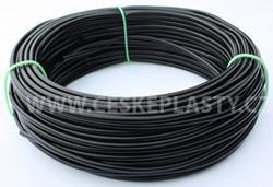 Bužírka PVC izolační a ochranná 90 ShA