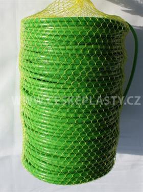 Vázací bužírka PROFI 4 mm 100 m zelená