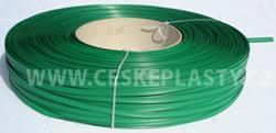 Klipovací pásek 8 mm zelený kotouč 600 m