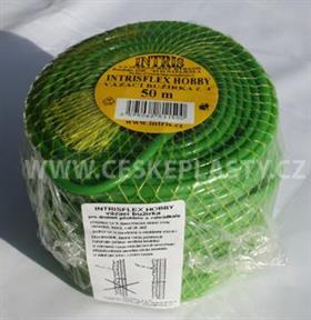Vázací bužírka HOBBY 4 mm 50 m zelená