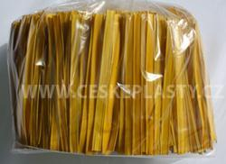 Klipovací páska 8 mm žlutá