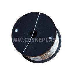 Cívka s pozinkovaným drátem 0,50 mm do mechanických vyvazovacích kleští typ Beli