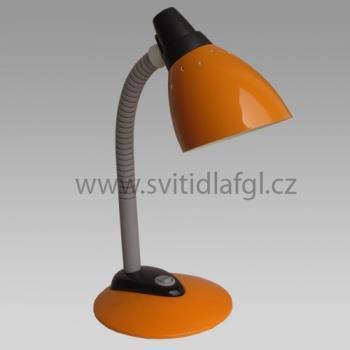 Stolní lampa JOKER oranžová