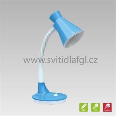 Stolní lampa PAPAGENO modrá