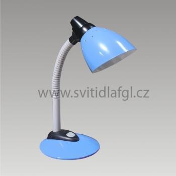 Stolní lampa JOKER modrá