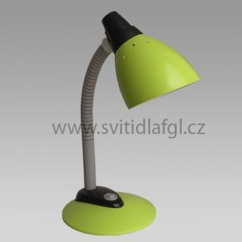 Stolní lampa JOKER zelená