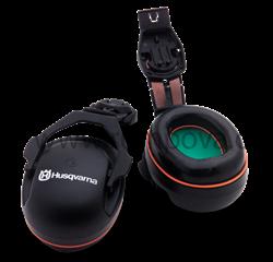 Mušlové chrániče sluchu - pro připevnění k přilbě Functional a přilbě pro arboristy Technical