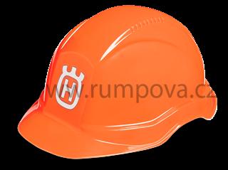 Skořepina přilby, zářivě oranžová