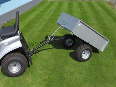 TRVMS - Vozík VARES pro zahradní traktory