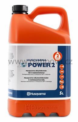 Palivo Husqvarna XP POWER 2-takt 5l (Aspen)