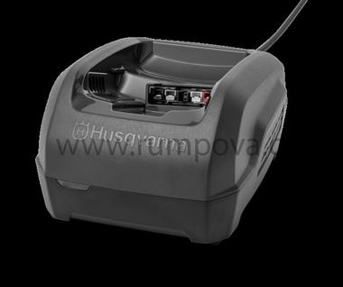 *Nabíječka baterií Husqvarna QC250 - NOVINKA 2020