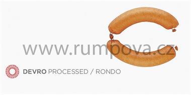RONDO-Q 22 CLR  krouž. klobásy ,OE 10,67m/rb ,597m/krb, 3582m/krt,
