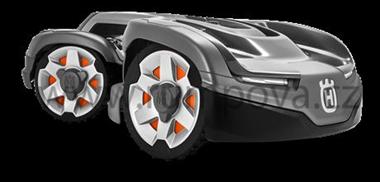 *Robotická sekačka Husqvarna  AUTOMOWER®  435X AWD