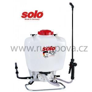 Zádový postřikovač Solo 475 - 15l membránový Classic