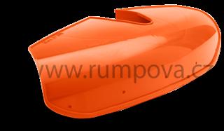 Ochranný kryt pro travní kotouče a nože max. Ø 300 mm