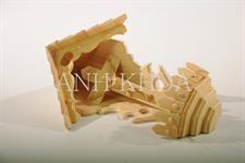 Holzkreuz aus Holz
