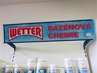 Široký sortiment bazénové chemie