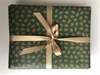 vánoční balicí papír