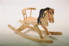 Dřevěný Houpací koník
