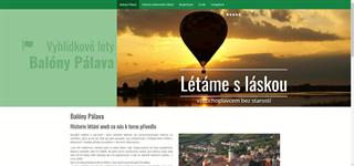 http://www.balonypalava.cz
