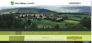 http://www.obec-hlina.cz