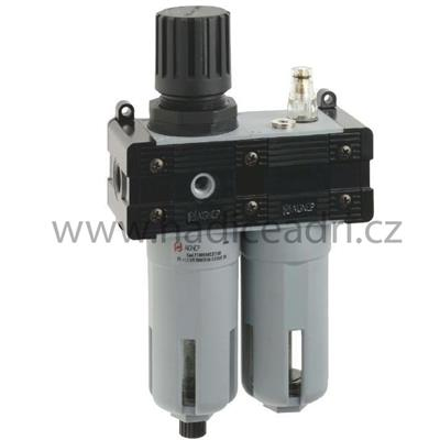 T100 - Filtr+Regulátor+Lubrikátor 1