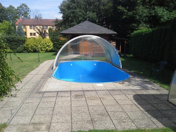 Zastřešený bazén RELAX-MINI